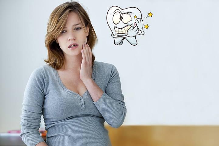 Bà bầu bị đau răng có ảnh hưởng đến thai nhi không ?
