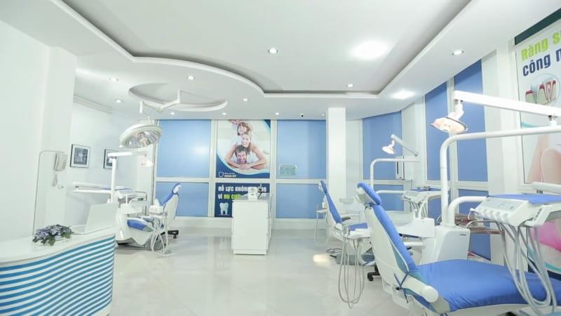 Nha khoa Quang Hải cung cấp nhiều dịch vụ chất lượng