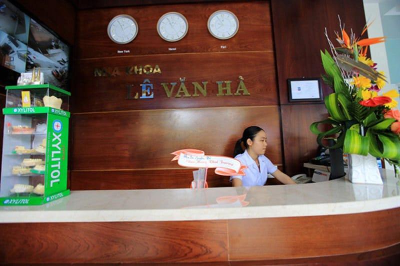 Phòng khám Lê Văn Hà là địa chỉ nha khoa uy tín khu vực Đà Nẵng